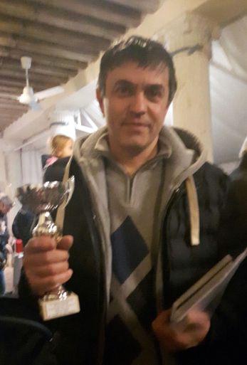 Valerio Vitaliani 2° NC Open