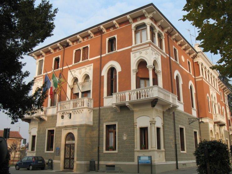 villa mugna Lonigo
